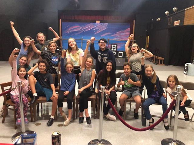 Matilda is such a 💫blast!💫 Love this cast! Come see ARTS (Actor's Repertory Theatre Of Simi)'s production of Matilda! We run November 2nd-December 8th...get your tickets at www.simi-arts.org ! This is gonna be a good one😉 - - - #matilda #matildathemusical #ARTS #actorsrepertorytheatreofsimi  #theatre #revoltingchildren #matildapose #childrenaremaggots #musical #fun #theatrekids #broadway #mstrunchbull