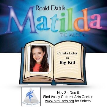 We open in about 3 weeks! Make sure you get your tickets now! There is a link in my bio for tickets. This show in honestly amazing, and I am so happy to be a part of it! Hope to see you there!💙 - - #matilda #matildathemusical #ARTS #actorsrepertorytheatreofsimi  #theatre #revoltingchildren #matildapose #childrenaremaggots #musical #fun #theatrekids #broadway #mstrunchbull #pajamaday #pajamas