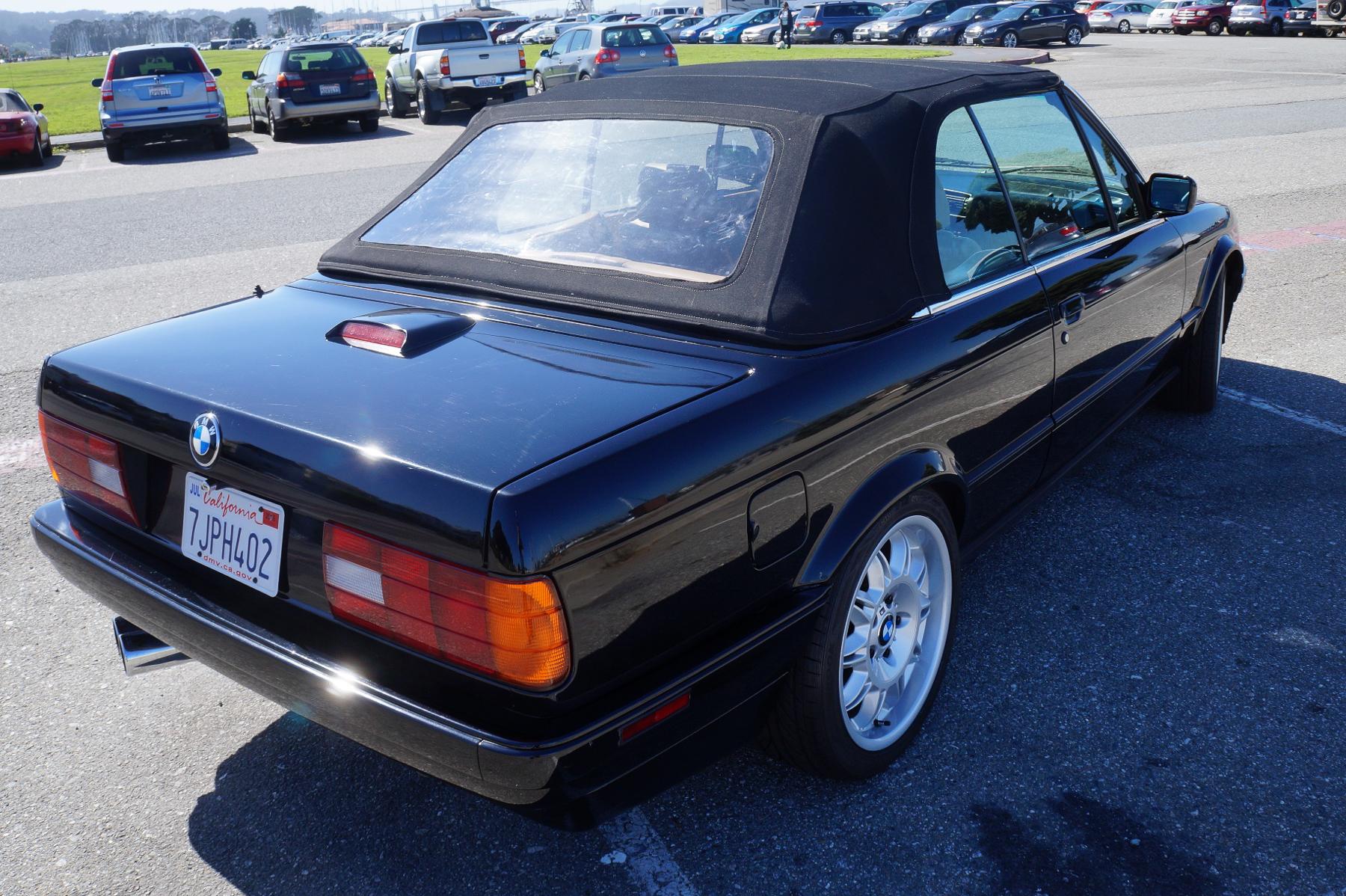 Rent a Classic Car Seattle BMW