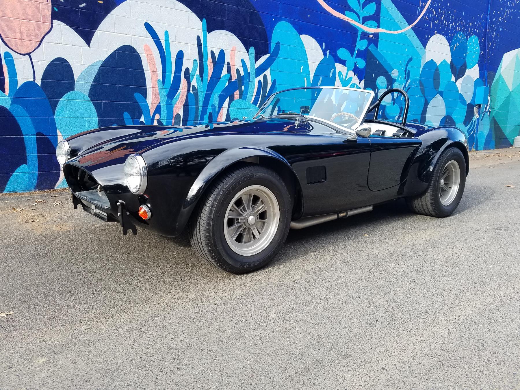 Rent a Classic Car Seattle Cobra