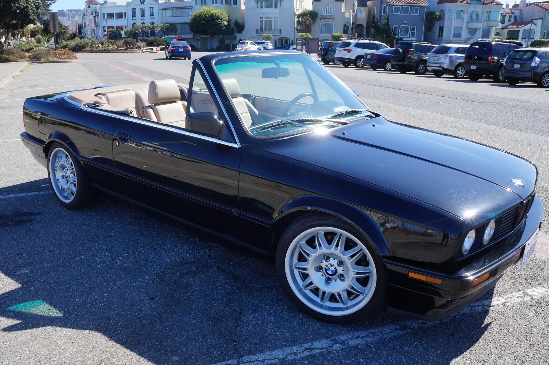 1992 BMW E30 -