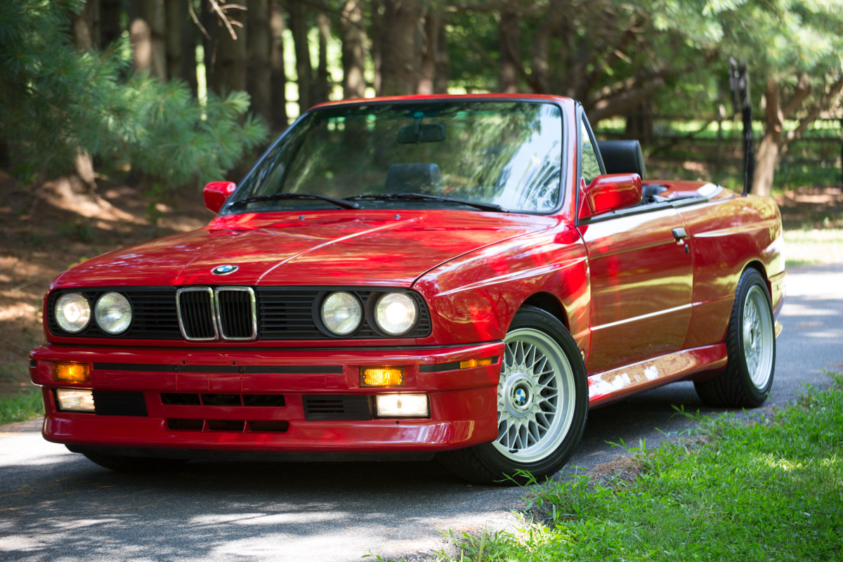1989 BMW 325is -
