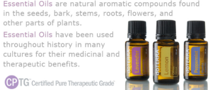 What always blows me away is how highly concentrated the doTERRA oils are. Compared to a dried herb the essential oil version is 100x more concentrated. Wowza, right? It can take thousands of pounds of plant material to produce only one pound of essential oil. -