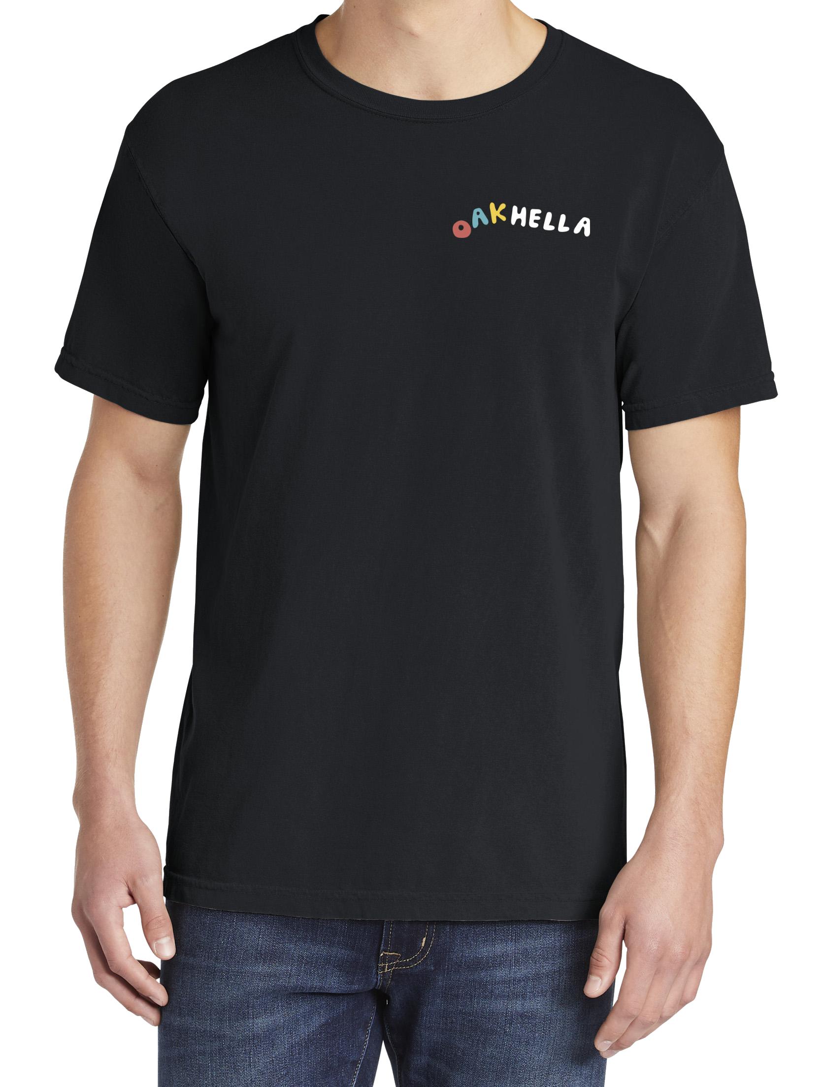 Oakhella shirt Front.png
