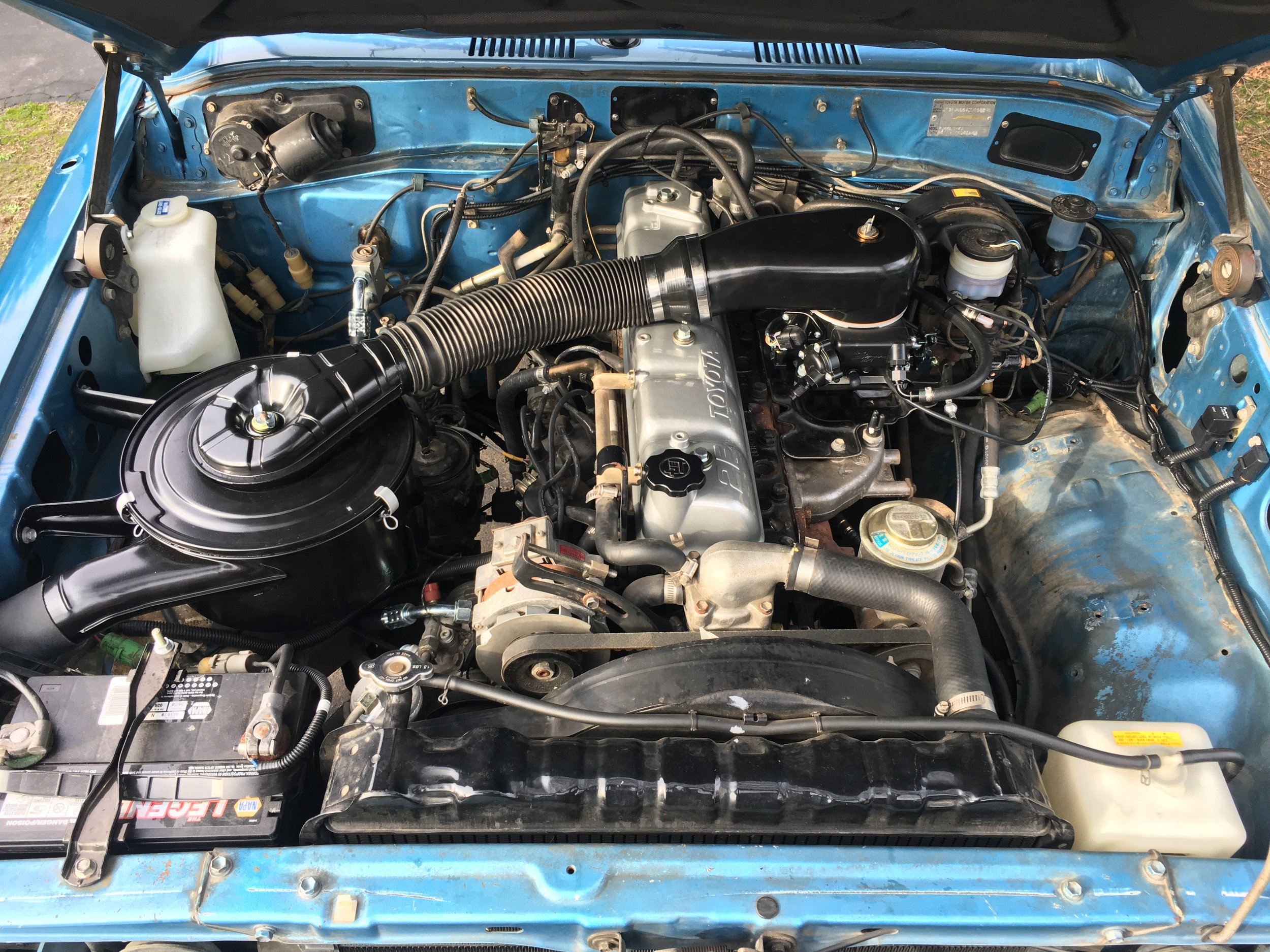 TBI Fuel Injection Kits — MOSLEY MOTORS