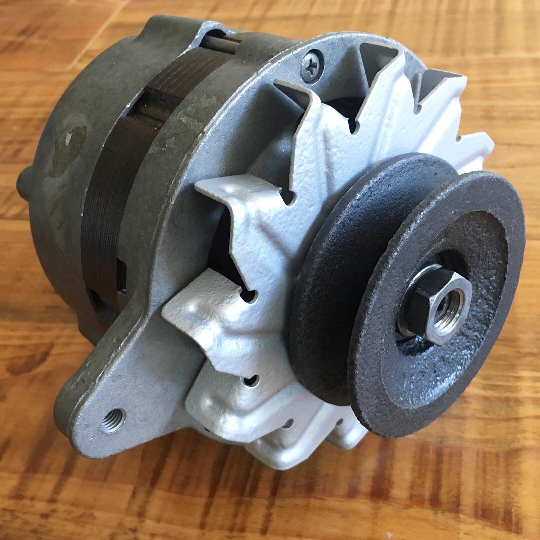 Rebuilt FJ40 Alternator.jpeg