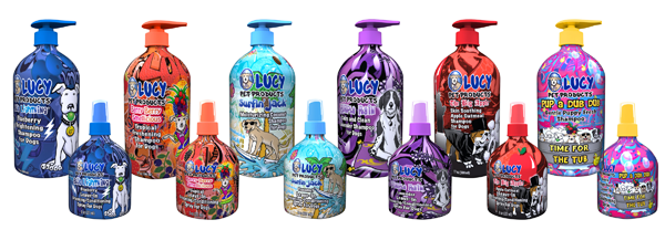 Lucy Pet Products Shampoo & Conditioner