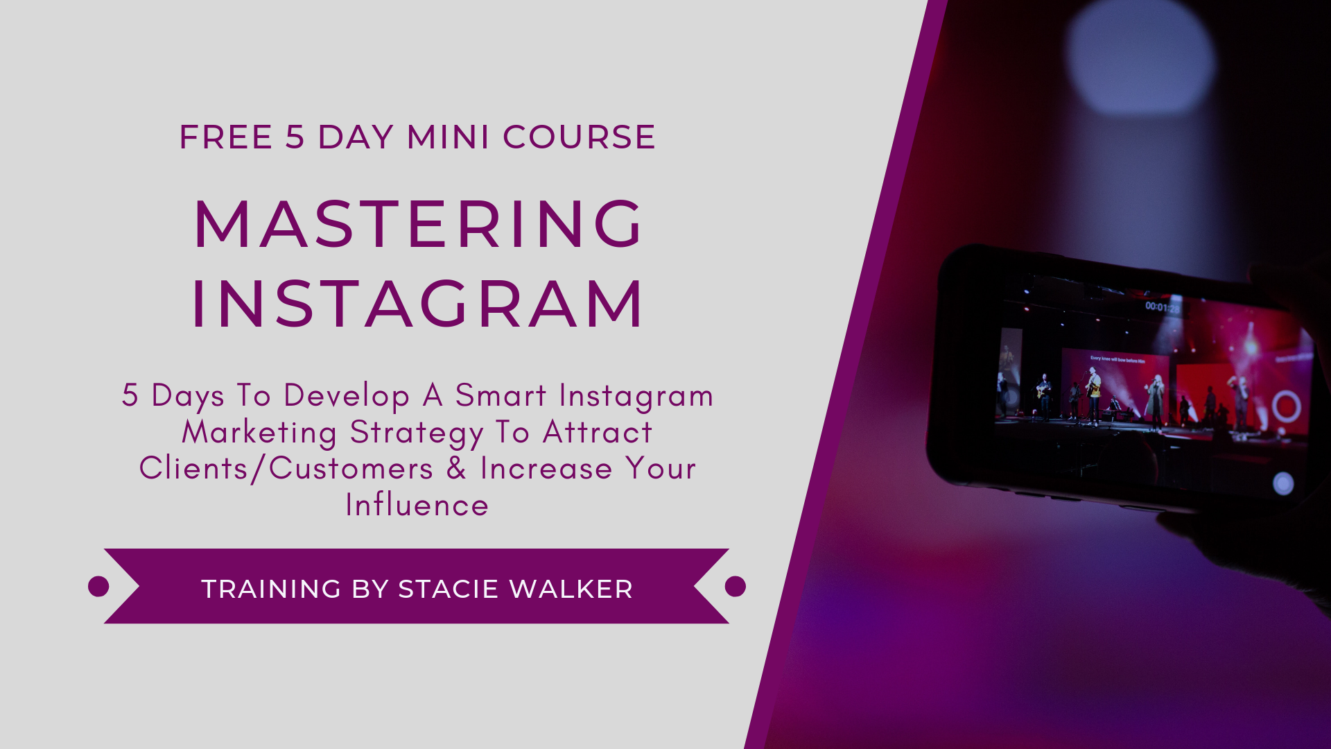 Mastering Instagram Course by Stacie Walker Blog Image.png