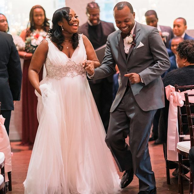 Literally me pumping myself up in preparation for 17 beautiful marriages and an amazing wedding season 🙈 💪🏾💃🏽.. I'll also be crying all 2019 because I can't wait to see my couples get married 😭💕⠀⠀⠀⠀⠀⠀⠀⠀⠀ .⠀⠀⠀⠀⠀⠀⠀⠀⠀ .⠀⠀⠀⠀⠀⠀⠀⠀⠀ .⠀⠀⠀⠀⠀⠀⠀⠀⠀ Courtney & Eric were truly a joy! They recently welcomed their beautiful baby boy and we wish them many congratulations! 👶🏽