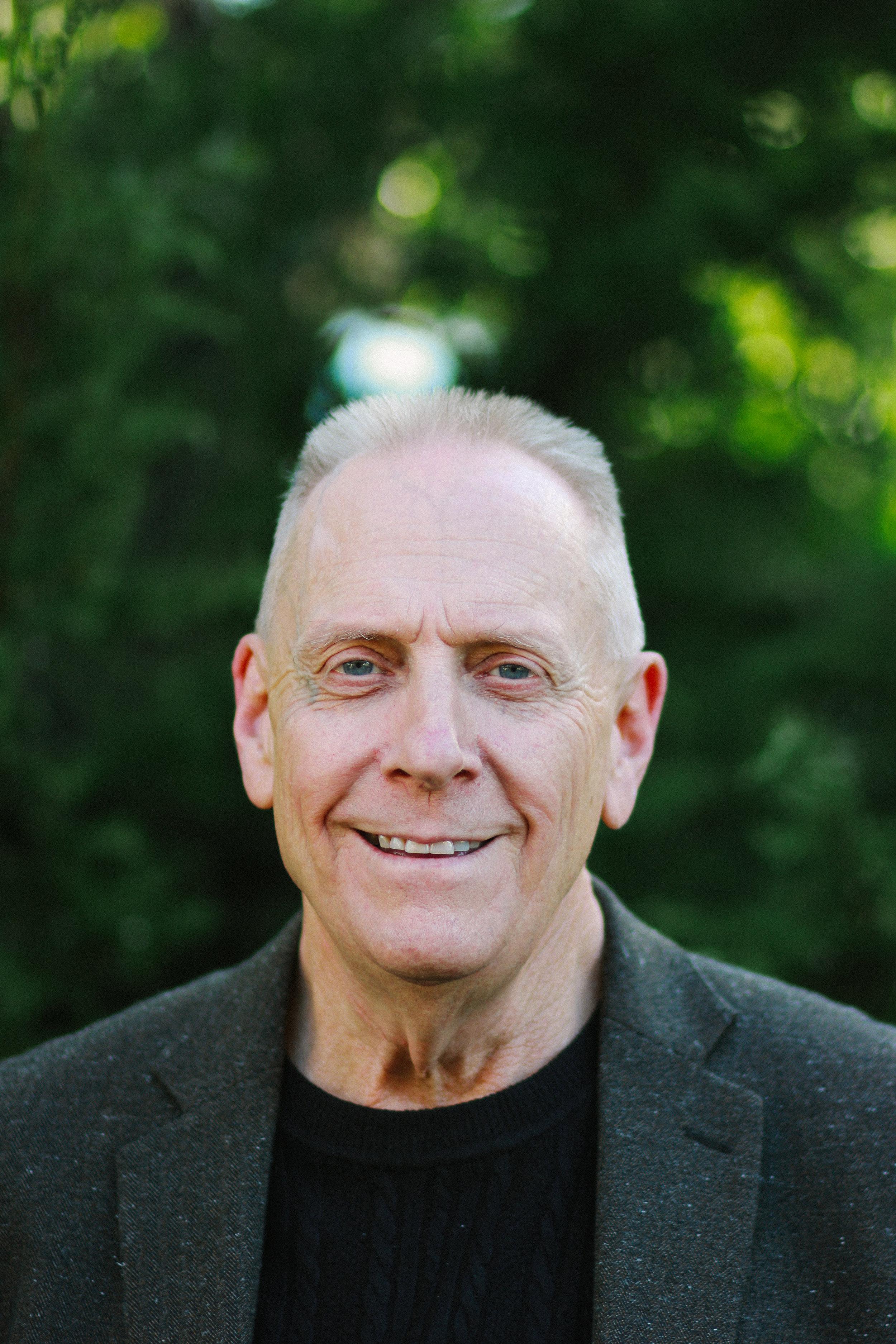 Dave Hughes  – Worship Leader