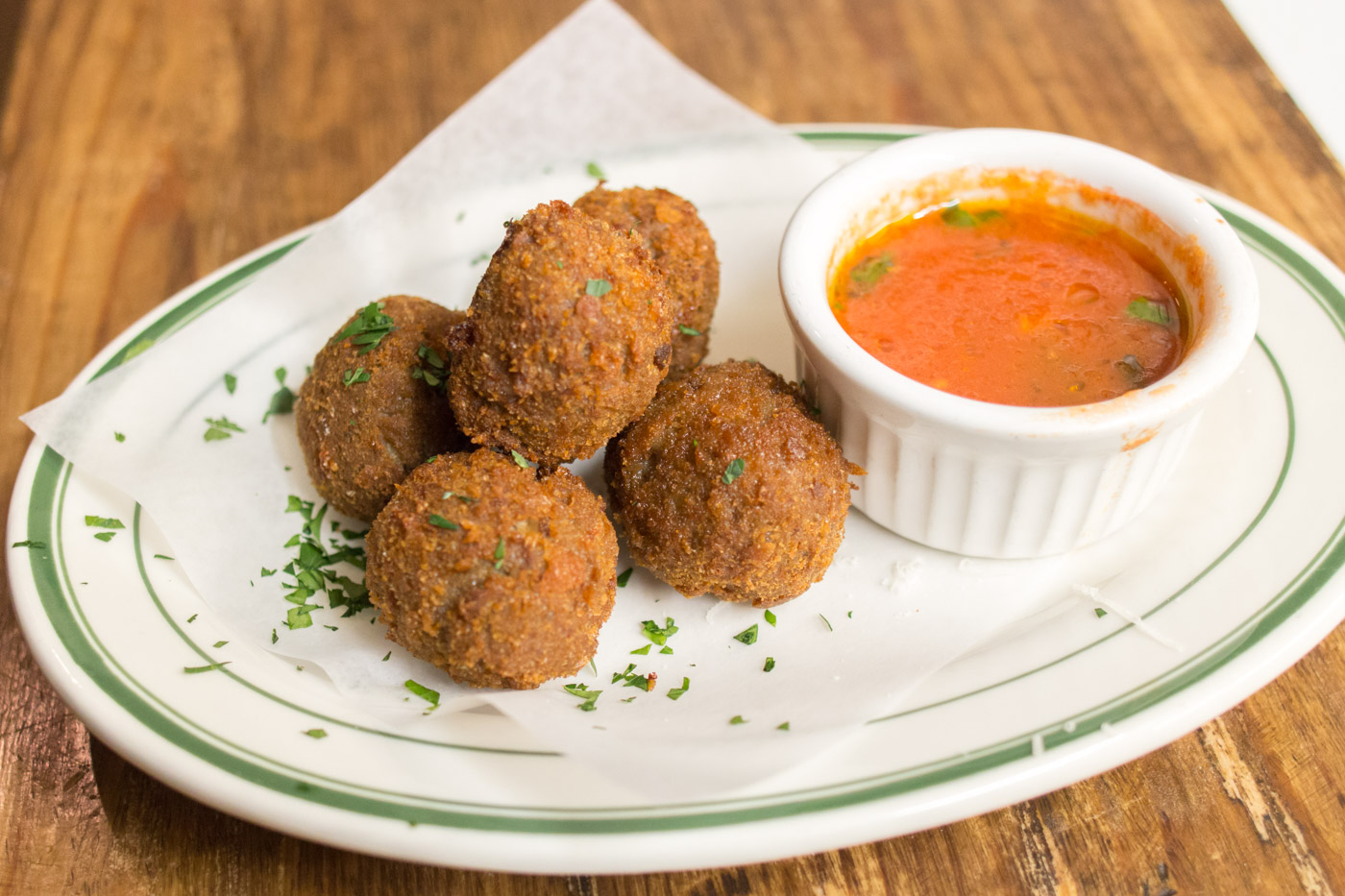 Venetian Style Meatballs