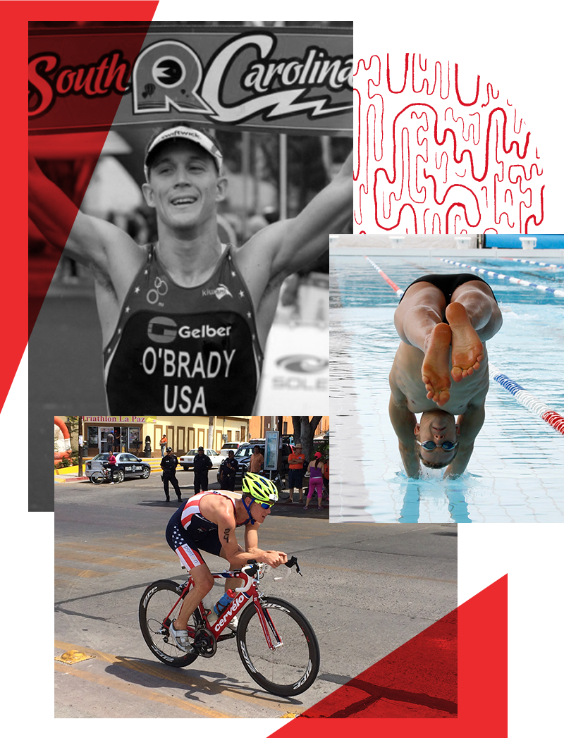 18 Months Later, Magic Happens - A mere 18-months after his accident and after extensive rehabilitation, Colin amazed the sporting world when he not only completed his first triathlon, but he placed first overall at the Chicago Triathlon. After winning his first race, sponsors took note and signed on to support his future. Colin went on to become a professional triathlete and raced in 25 countries on six continents, representing the United States in international triathlon competitions.