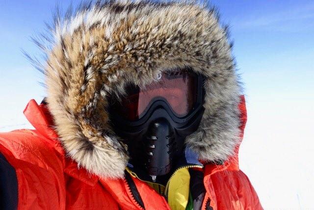 Day 10:  Polar selfie!