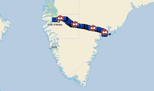 Greenland Crossing Conclusion and Success!