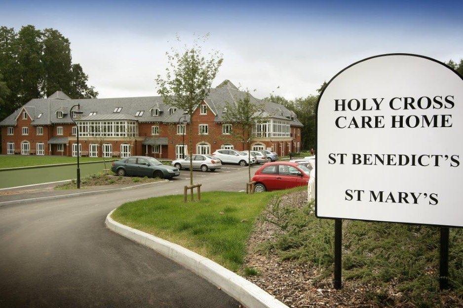 Holy Cross Care Home, Heathfield