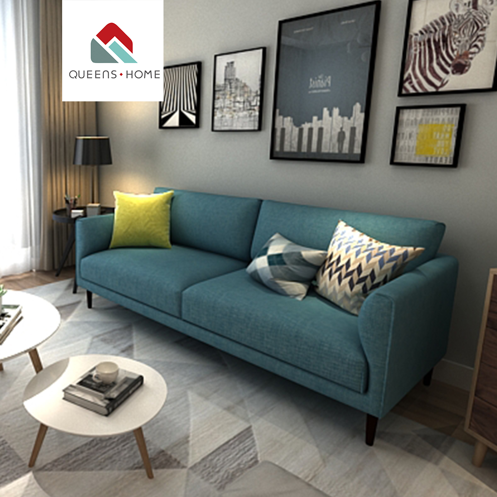 Queenshome Modern style home furniture set designs selectable color living  room sofa sofas — QUEENS HOME