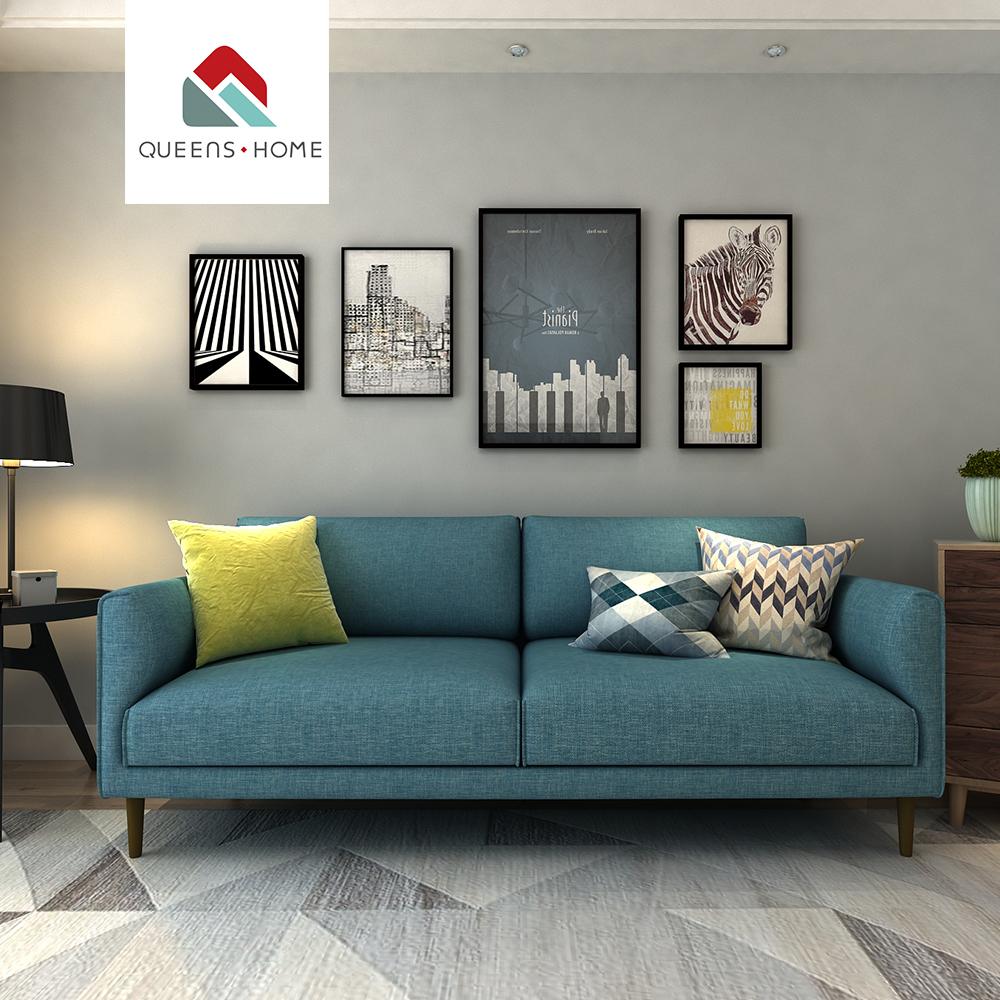 Queenshome Modern Style Home Furniture, Living Room Furnitures Sets