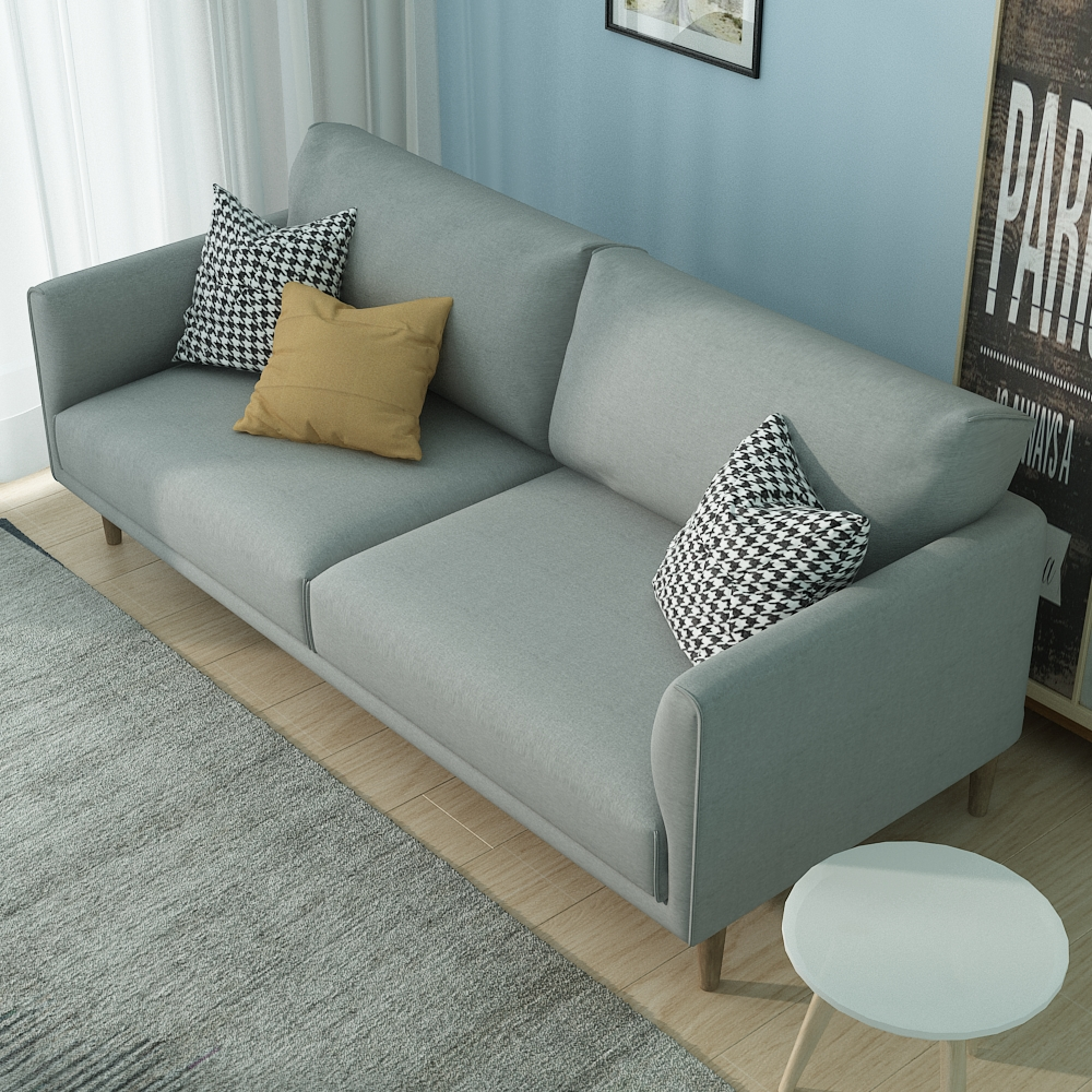 Queenshome Wooden Simple Sofa Set Designs Cheap Fabric Sofa Loveseat Sets For Home Furniture Fabric Modern Sofa Buy Furniture From China — QUEENS HOME