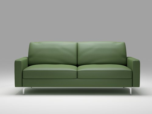 Queenshome Contemporary Buy Shop Dark Green Small Modern Leather Sectional Couch Loveseat Sofa Online Sale Living Room Sets Queens Home