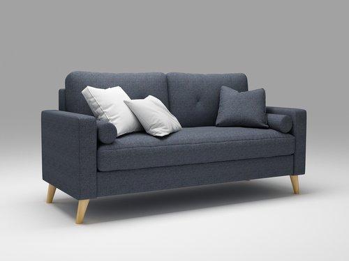 Divano Letto Design.Queenshome Luxury New Modern Divano Letto Nordic Style Kd Design