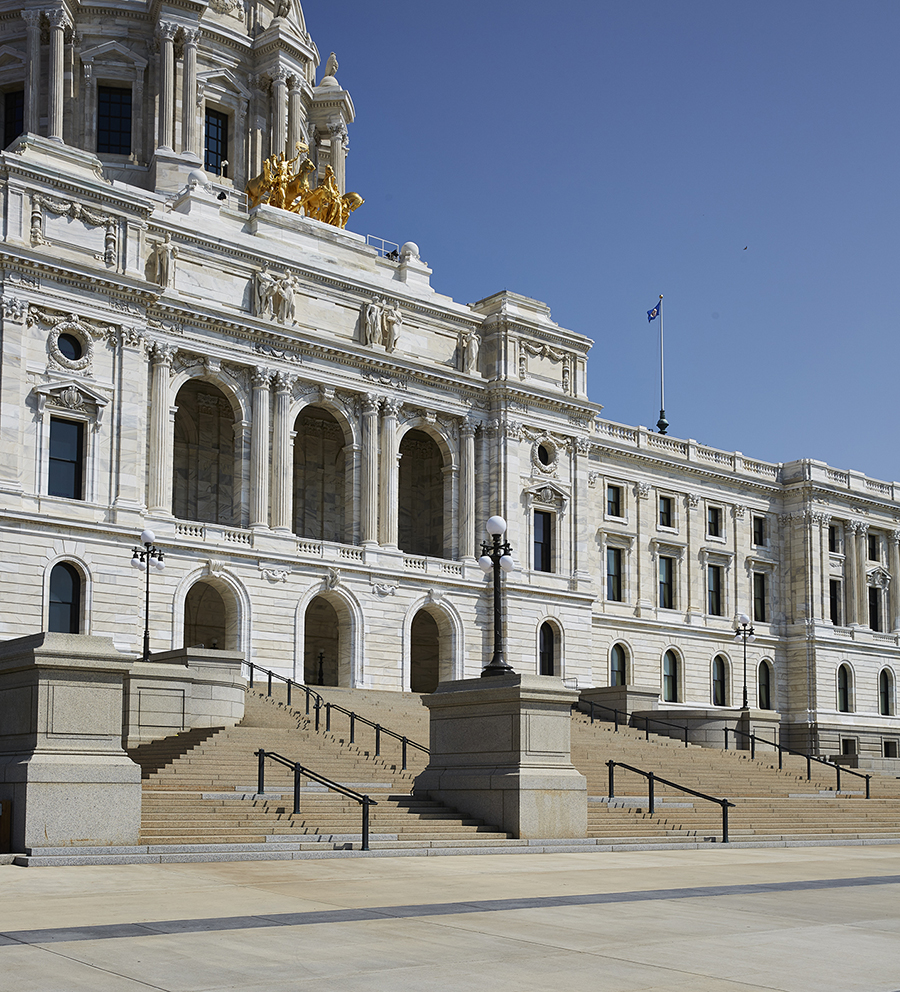 Bauer Metal Minnesota State Capitol Wrought Iron On-Site Welding Historic Preservation Restoriation Architectural Fabrication Minnesota Twin Cities Metalwork Luxury Railings Stairs Wrought Iron Fabricator Welding Twin Cities MN12.jpg