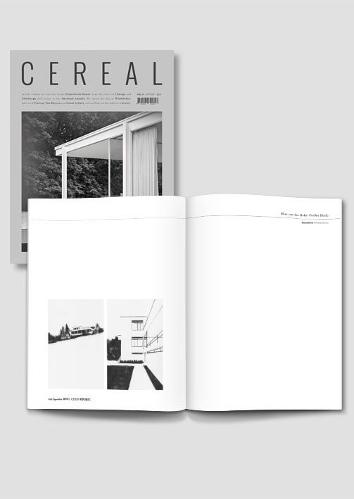 Cereal Magazine n°14