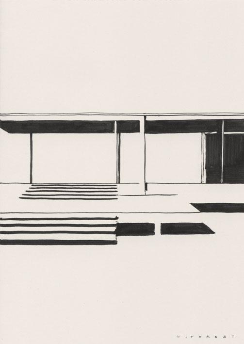 FForest_Drawing_FarnsworthHouse#1.jpg