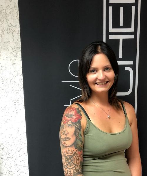 Carolin Wilke - Topstylistin / Friseurmeisterin