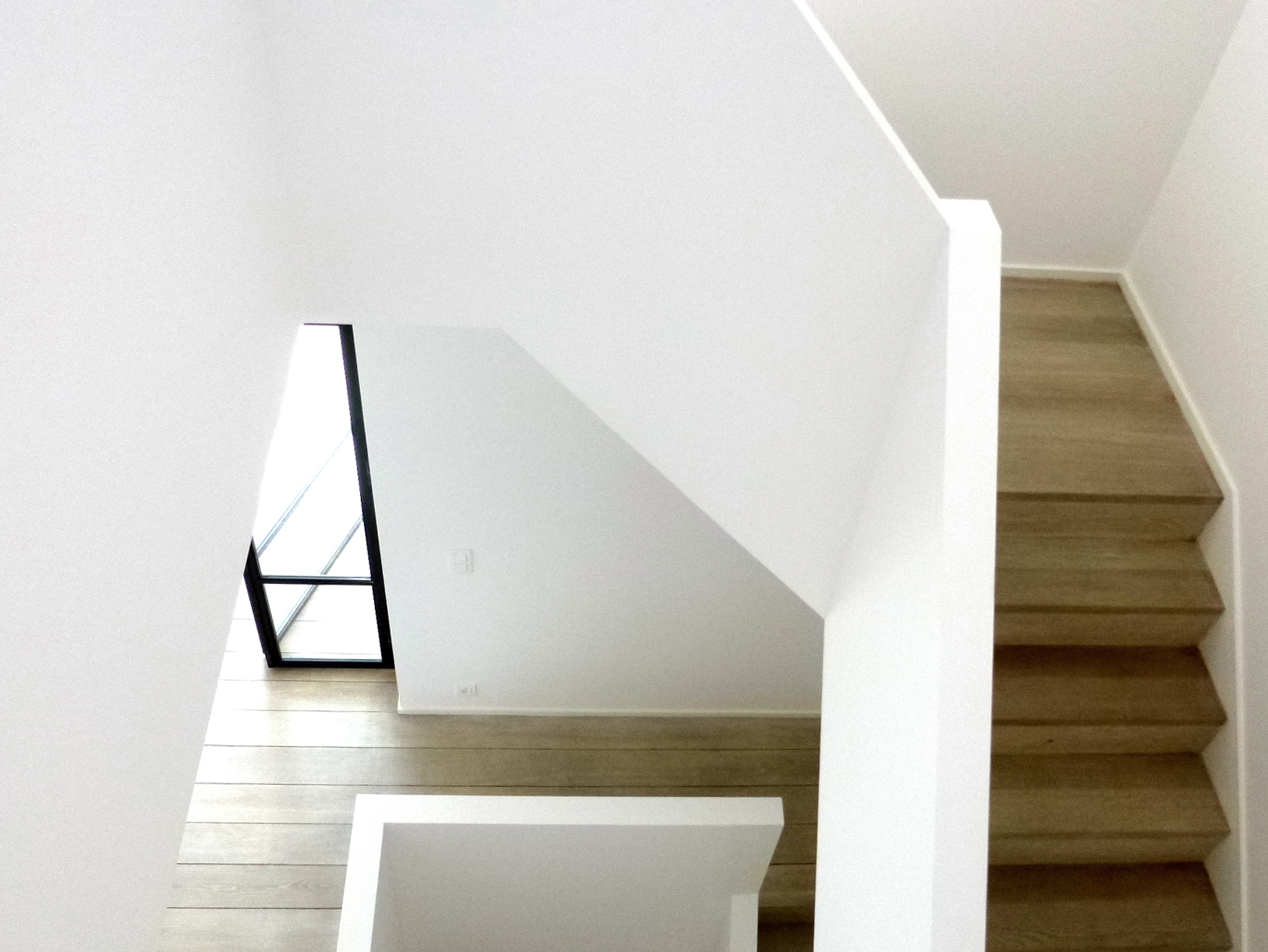 COGHEN  RENOVATION OF A FAMILY HOUSE UCCLE