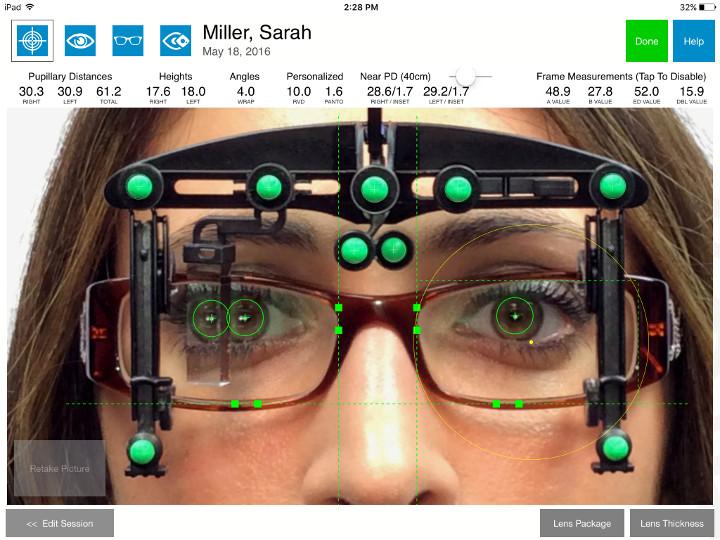 Optikam Automatic Image Detection