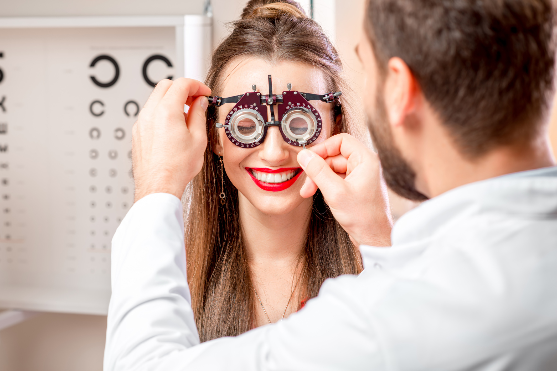 Adult Eye Exams -