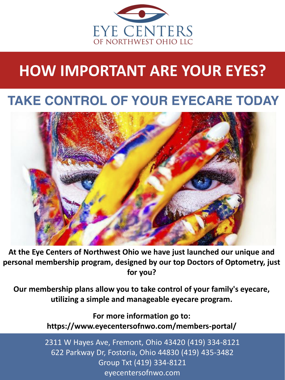Eyecare membership program launches