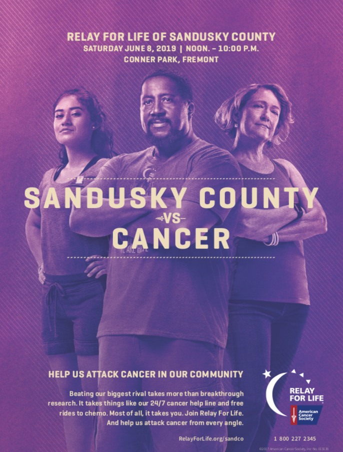 Relay for life of Sandusky County