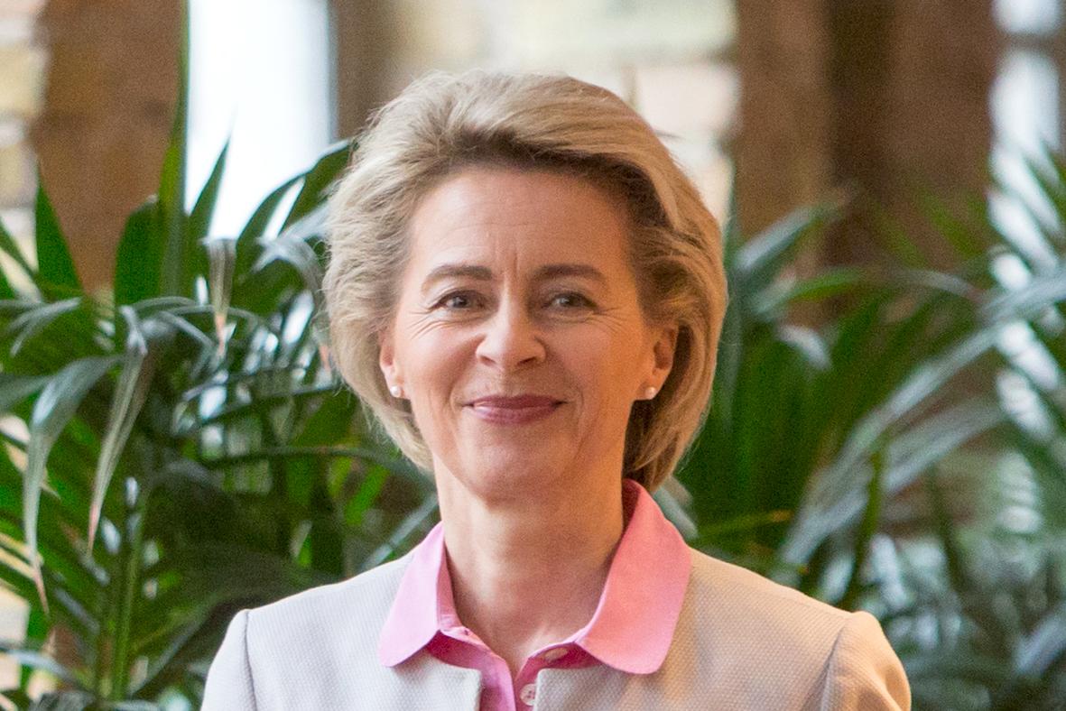 Ursula von der Leyen © Bundeswehr/Schmidt