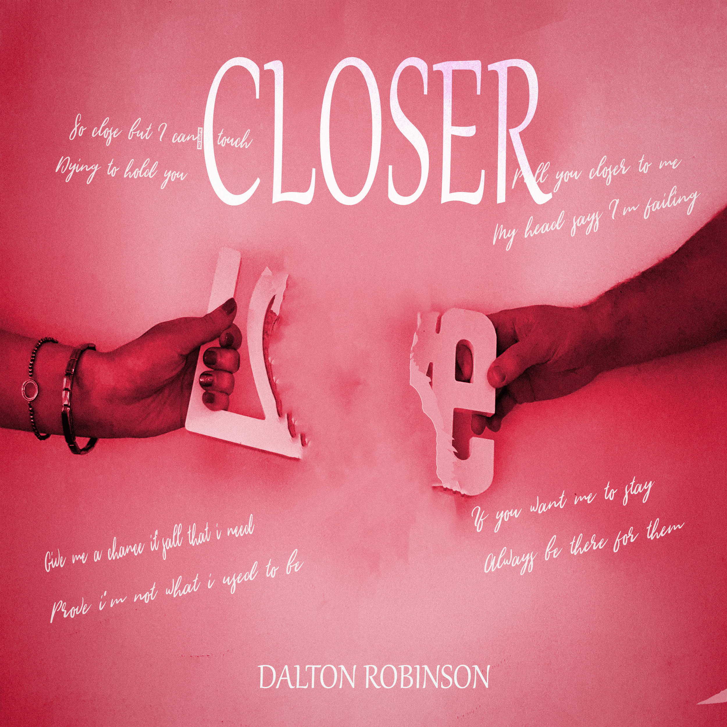 Cover artwork for Closer