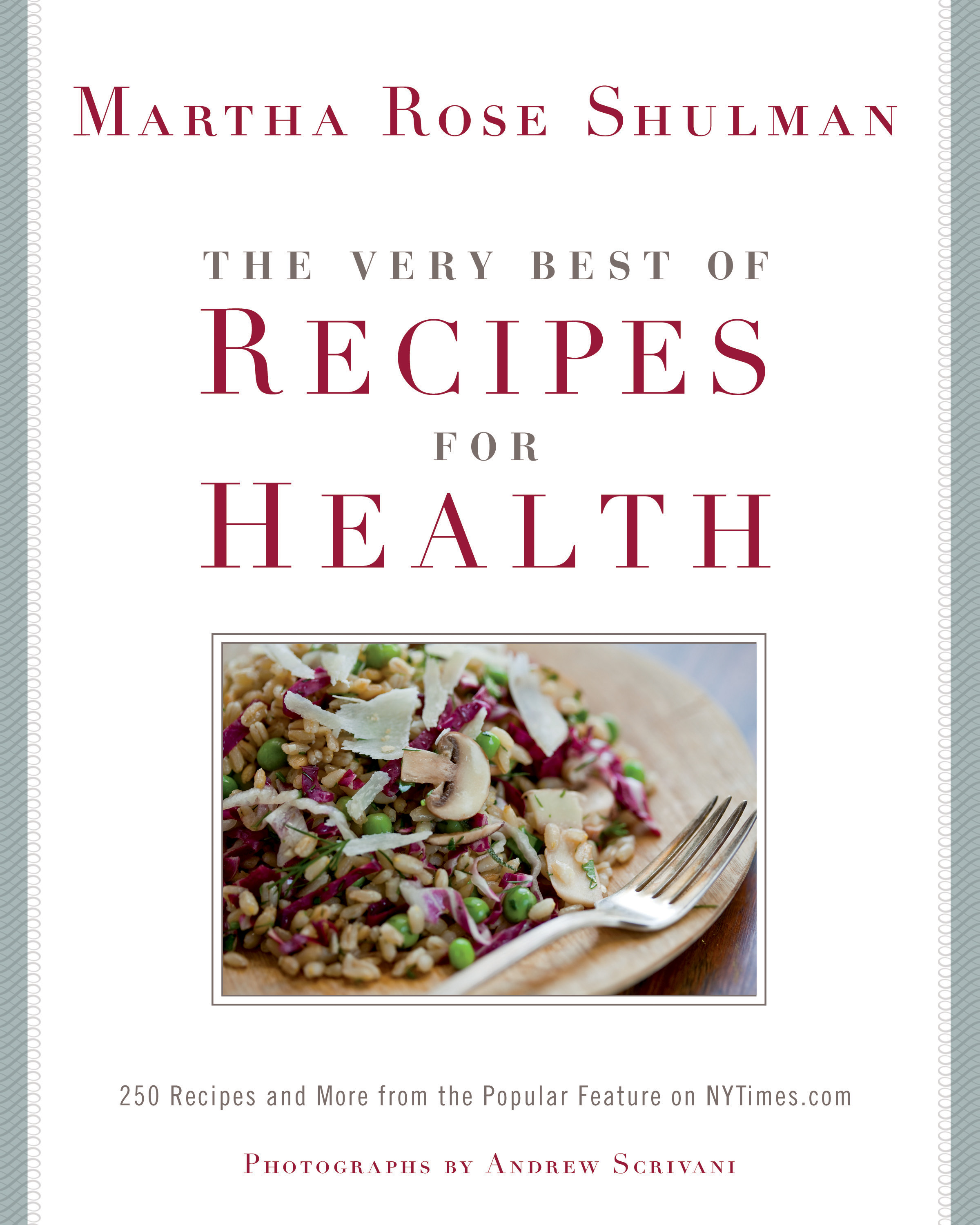 Rodale - The Very Best Recipes for Health - 9781605291116.jpg