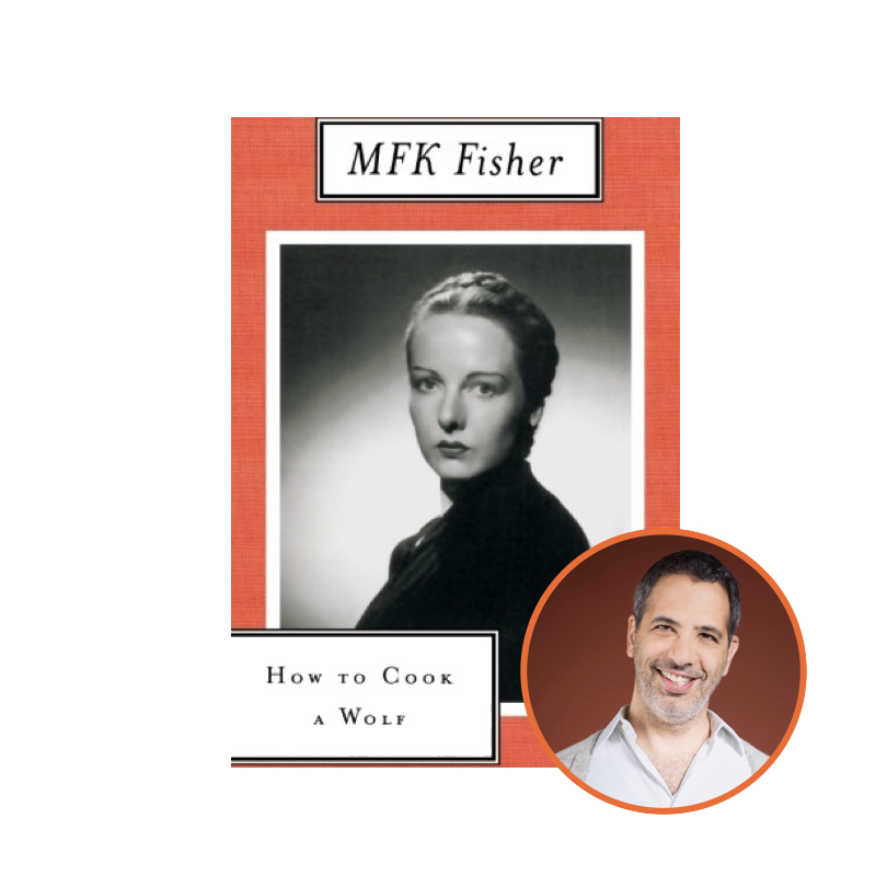 Yotam Ottolenghi recommends MFK Fisher
