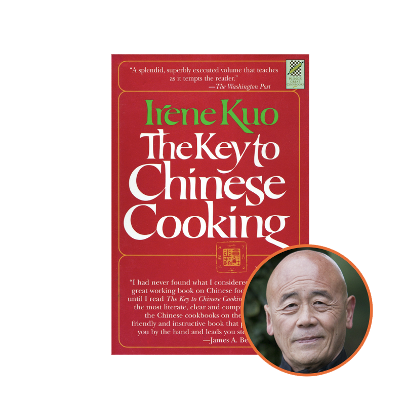 Ken Hom recommends Irene Kuo