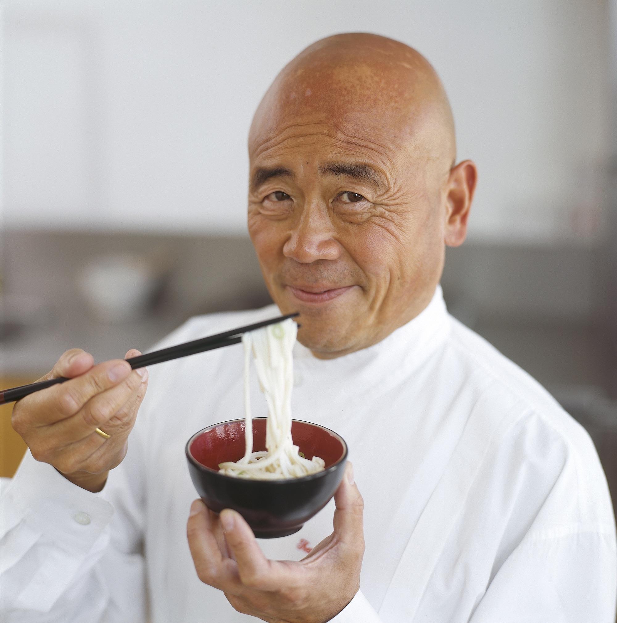 Author Interview: Chef Ken Hom