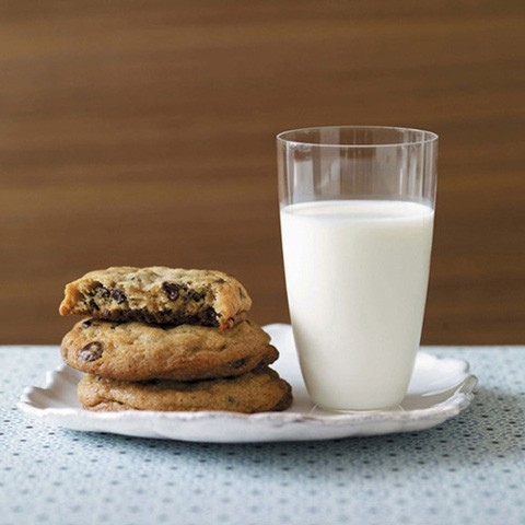 Chocolate Chip Cookies from   Baked     by Matt Lewis and Renato Poliafito, shared with permission from Abrams Books.