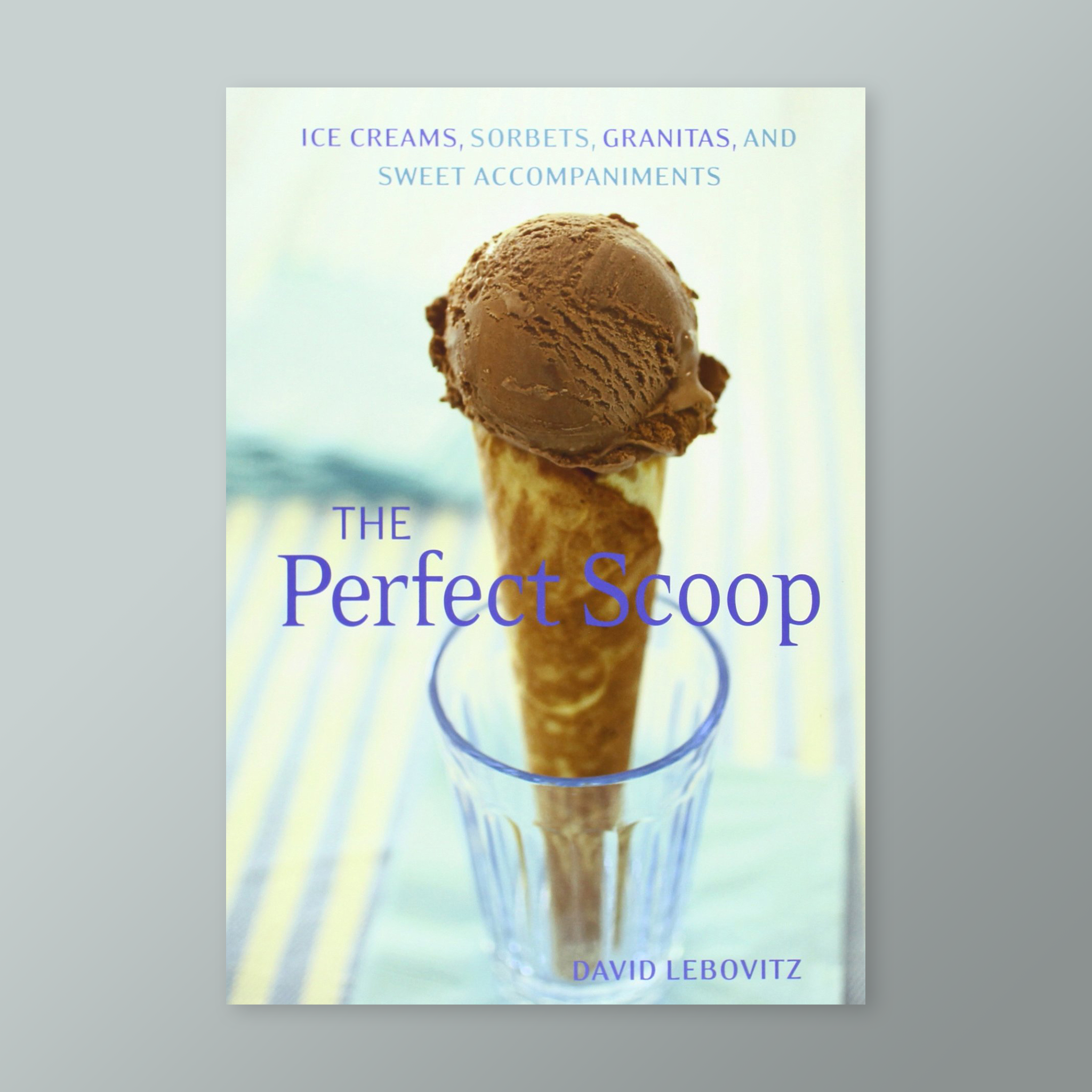 """""""The Vietnamese Coffee ice cream meant I didn't sleep well for a week but no regrets! Rock-solid recipes that just work with flavor combinations for the nostalgic and the more unusual tastes."""""""