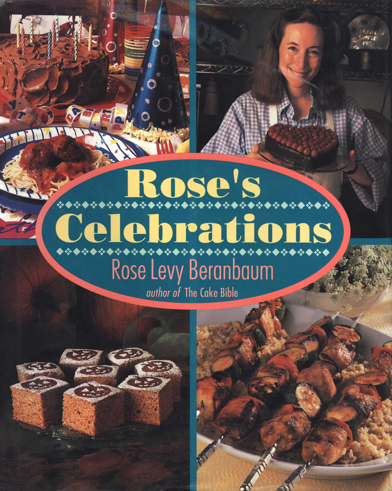 Rose's Celebrations    is a featured title on ckbk
