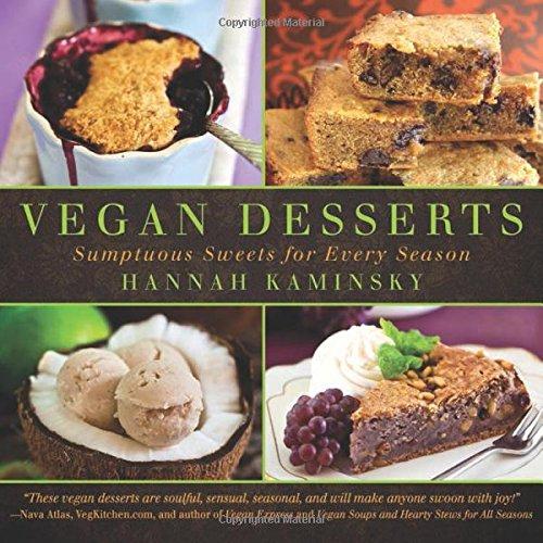 Vegan Desserts   is a featured title on ckbk