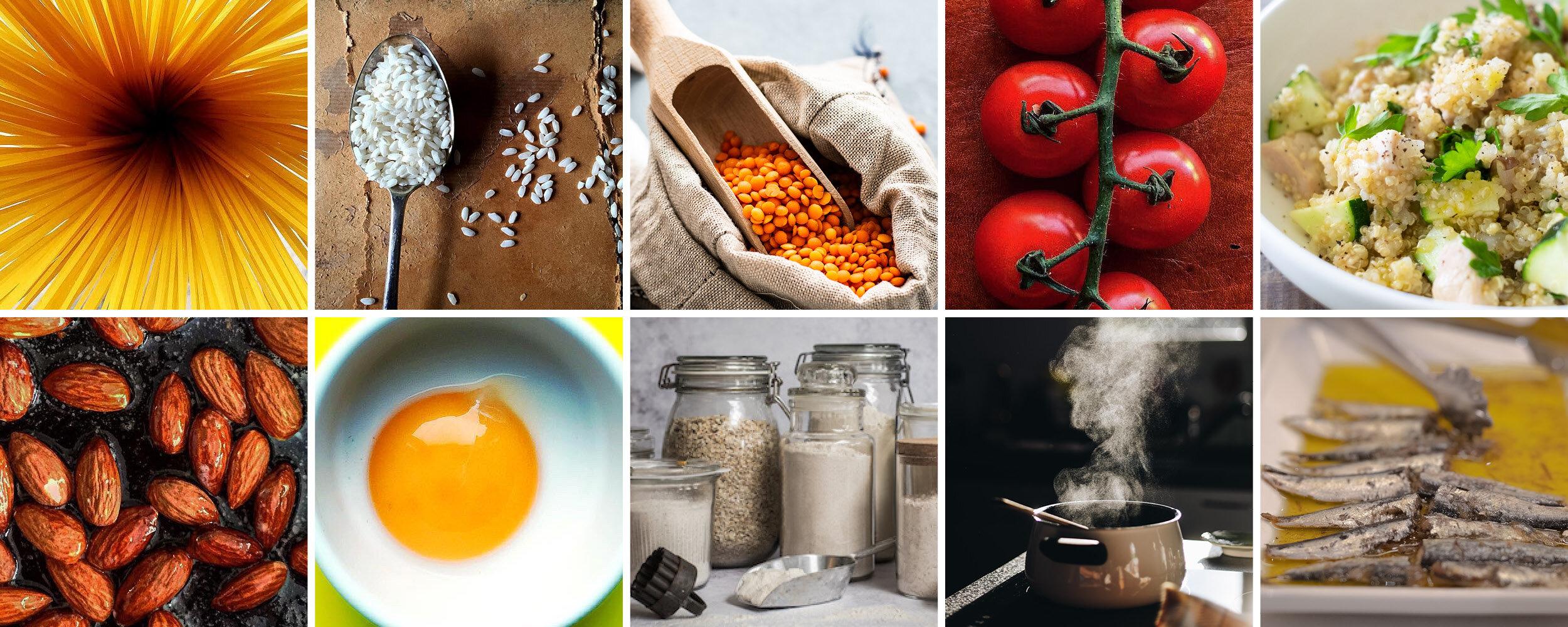 10 Essential Pantry Ingredients