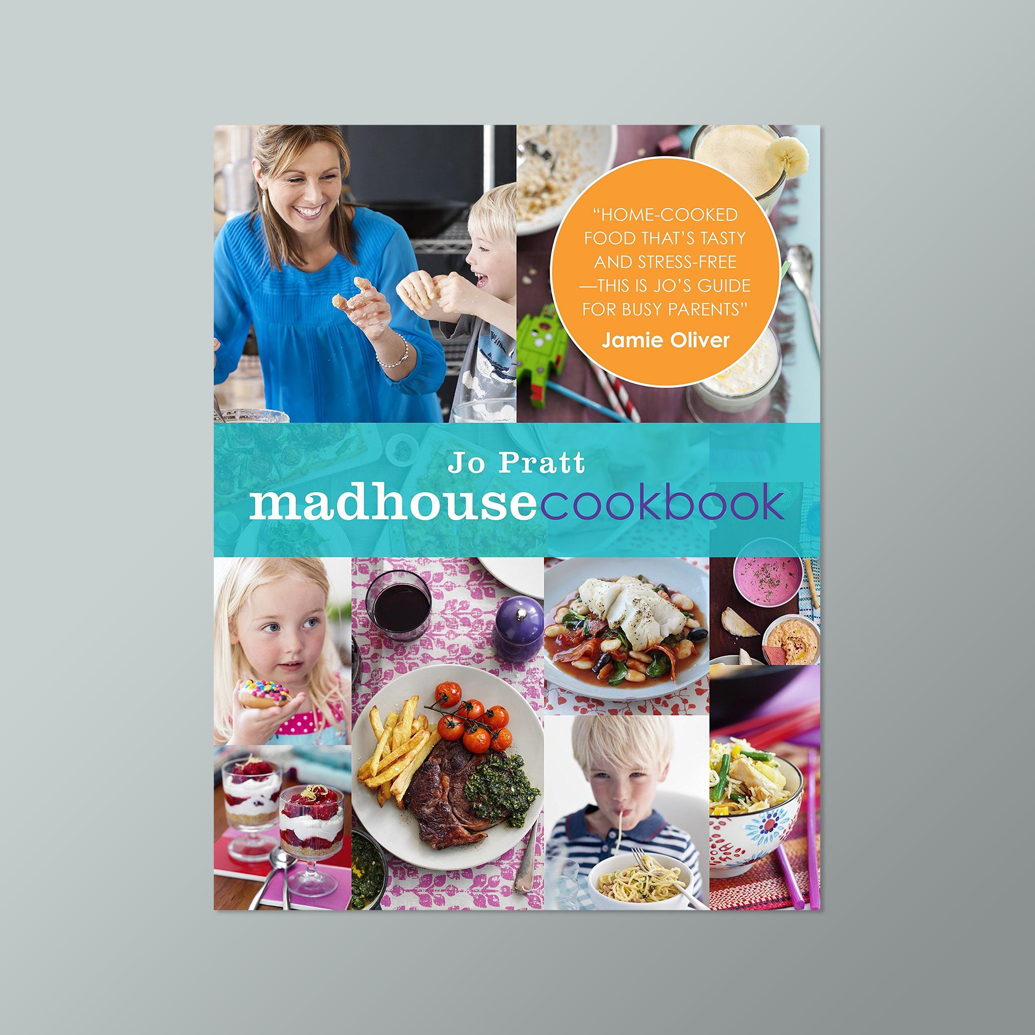 The Madhouse Cookbook by Jo Pratt