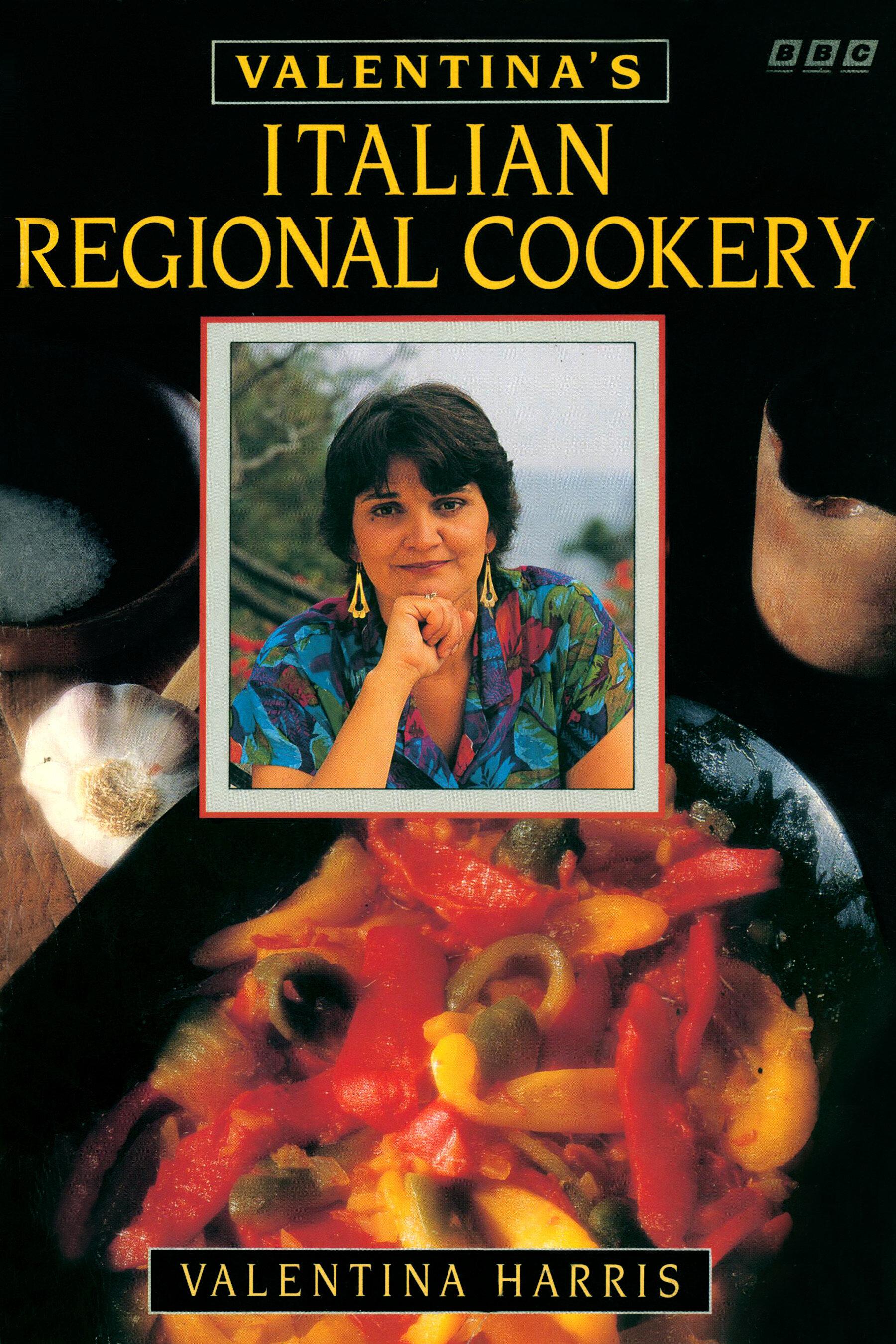 Valentina's Italian Regional Cookery cover