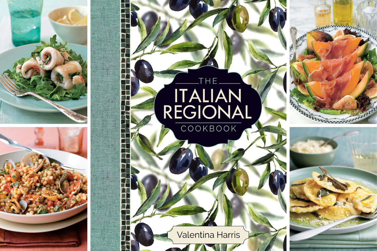 Behind the Cookbook: The Italian Regional Cookbook