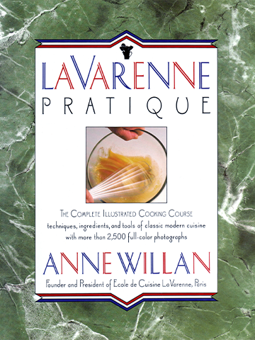 La Varenne Pratique cookbook cover