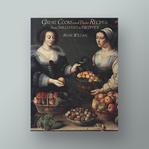 Great Cooks and Their Recipes cookbook cover
