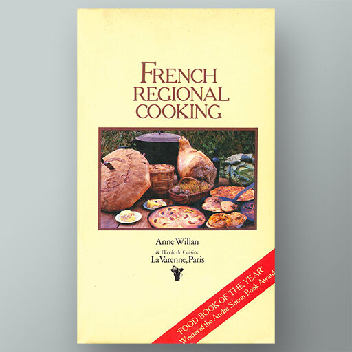 French Regional Cooking cookbook cover